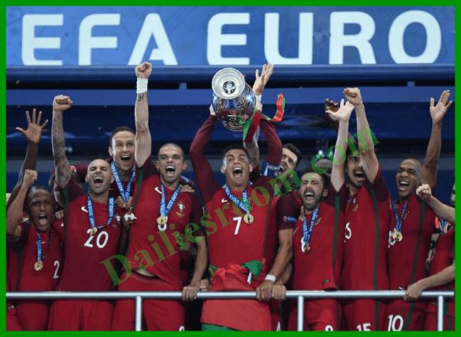Euro 2016 Final Result