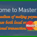Why You Need MasterCard/Dollar Card From Your Bank