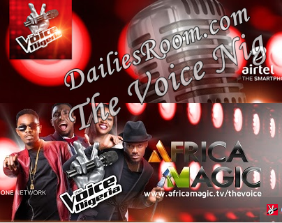 Watch and Download The Voice Nigeria Episode 15 Live Show 2016 / Africa Magic