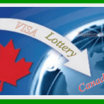 Canada Visa Lottery 2017 Application Form – Canada Lottery 2017/2018 From