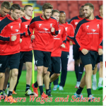 All Liverpool Players Wages and Salaries / Contract Left – LFC Highest Paid Players