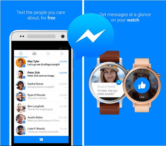 Free Facebook Messenger Apk Download - Facebook Messenger App for Android