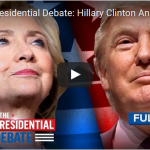 The American Presidential 1st Debate Video / Schedule – Hillary Clinton and Donald Trump