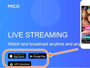 Register Mico Account Free