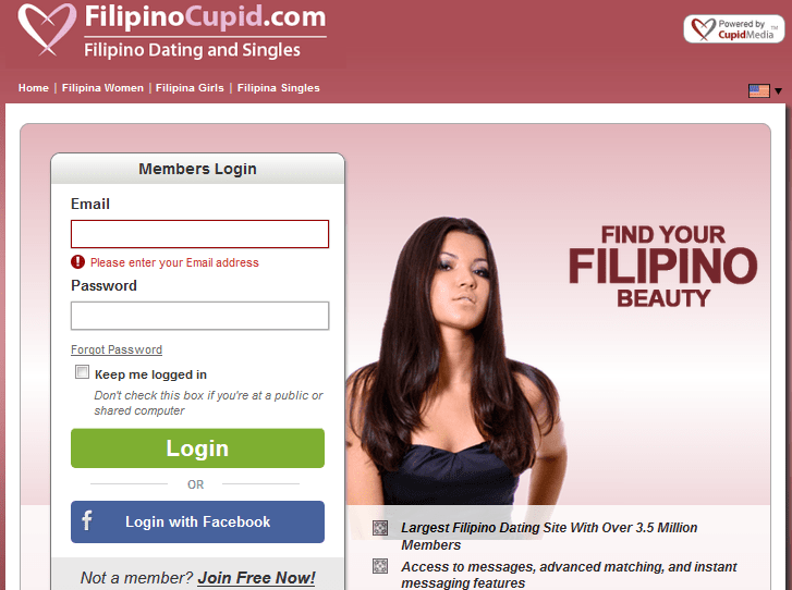 cupid dating review
