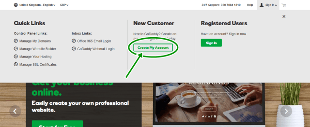 www.goDaddy.com login - Godaddy email login uk - GoDaddy Email Setup