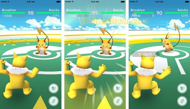 Pokemon Go Updates on Gym Training and Rare Pokemon Catching Releases
