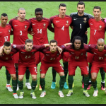 C. Ronaldo Team-Mate Renato Sanches Winner's European Golden Boy award 2016