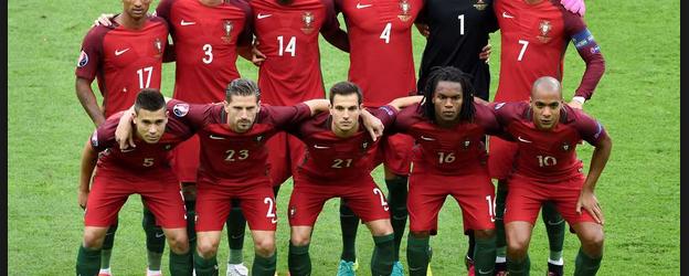C. Ronaldo Team-Mate Renato Sanches Winner's European Golden Boy award 2016