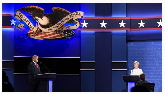 US Presidential Debate Video: Trump v Clinton Final Presidential Debate 2016