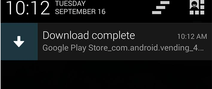 how to change download settings in google play store
