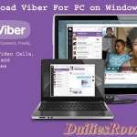 Download Latest Viber Desktop app for Pc and Mac | features