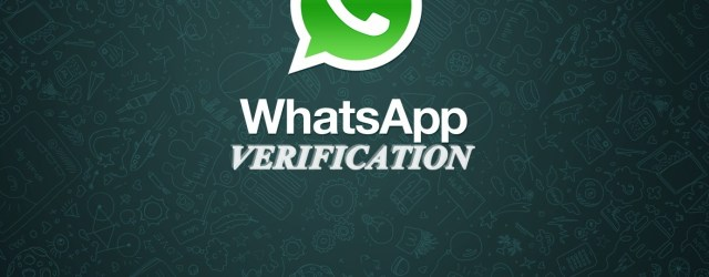 how to verify your Phone Number on Whatsapp - Whatsapp Verification Code