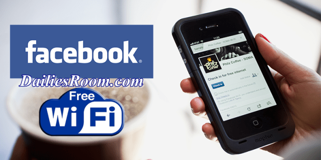Facebook to add a new and free Wifi Finding features - Facebook Wifi