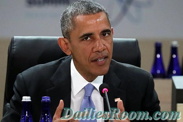 President Barrack Obama on FBI investigation of Hillary Clinton