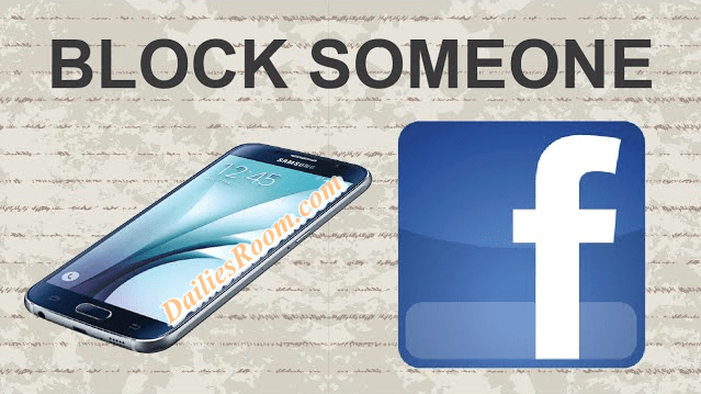 Unfriending or Blocking Someone on Facebook Account