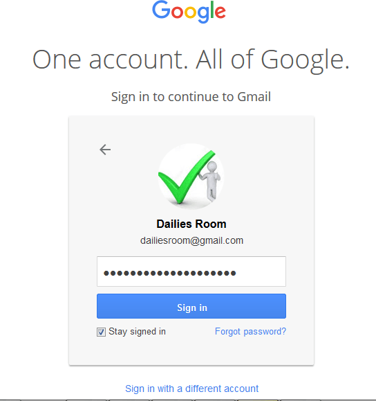 Gmail Account Login Home page for Gmail Email Login ...