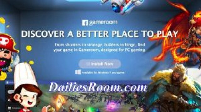 Facebook Games Available for PC (window 7) | Install Facebook Gameroom free | Play games on Facebook