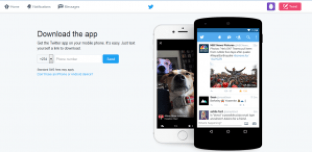 Download free Twitter App for Android   Apps on Google play