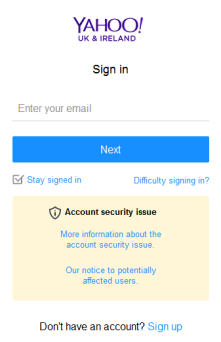 Yahoo mail uk account registration and sign in  yahoo.co.uk   UK portal