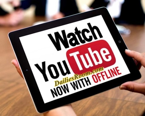 How to save and watch YouTube video offline - without internet connection
