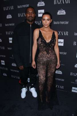 Kanye West and Kim Kardashian Now Home after hospitalization With their two children