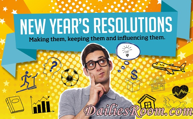 Top 7 New Year resolutions To keep you going | Personal decisions