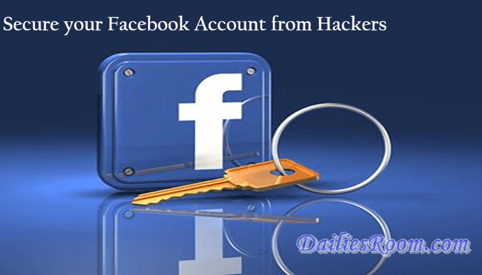 Secure your Facebook - 5 things you can do to help keep Facebook account Safe!