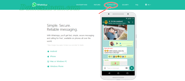 How To Create or Open New Whatsapp Account for Voice & Video Call - www.whatsapp.com