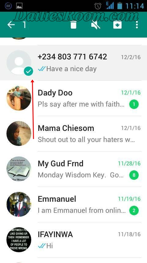 How to Permanently Delete a Friend From whatsapp Mobile Phone