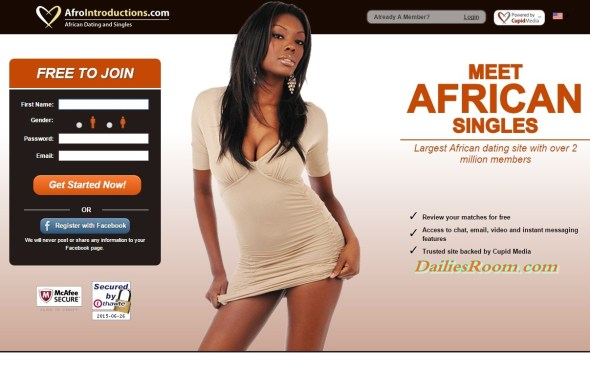 Hookup with people - Create Afrointroductions account | sign up | www.afrointroductions.com
