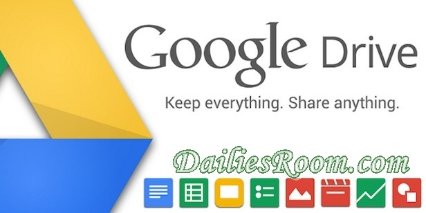Download and install Google Drive app free for android - Safe storage for all files