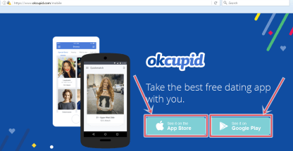 Sign Up OkCupid, OkCupid Registration - OkCupid.com / Okcupid app download