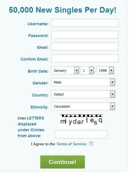 How to register PlentyOffish Account free | meet POF singles | POF free Dating App