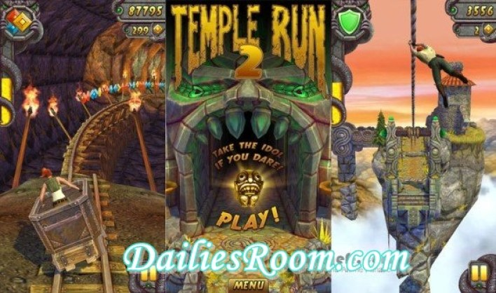 Download and Play Temple Run 2 game Free for android | The Temple Adventure