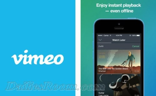 How to Install Vimeo App Free on Android   www.vimeo.com