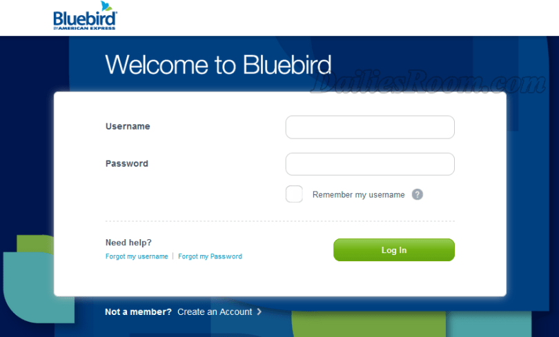 Bluebird Login - Bluebird Registration /Bluebird Login In PC - www.bluebird.com