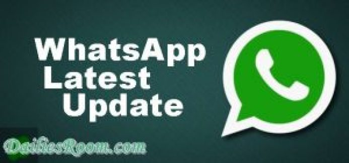 Steps to Update Whatsapp Latest Version on Android device | www.whatsapp.com