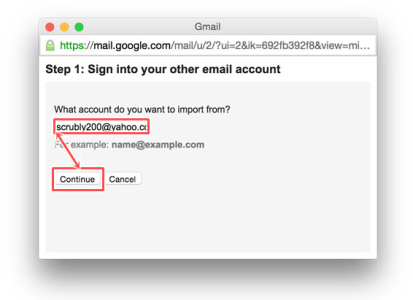How to Switch from Yahoo Mail Account to Gmail Account
