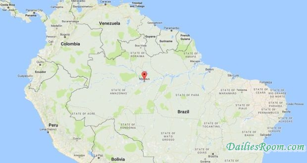 Brazil Riot : 60 inmates Killed, many beheaded in Brazil City of Manaus