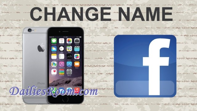 How to Change Your Facebook Profile Name on mobile device   Adding other Names