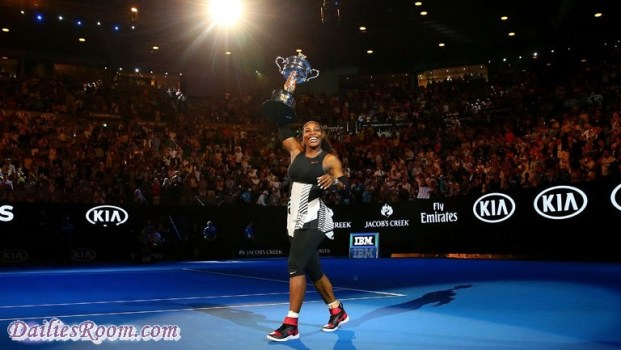 Australian Open 2017: Serena Williams beats Venus Williams to claim title and record 23rd grand slam