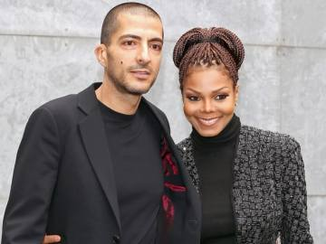 Janet Jackson and Wissam Al Mana Welcome Eissa Al Manna (Baby Boy)