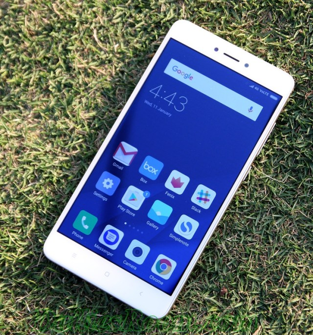 Xiaomi Redmi Note 4 Price & Space in India Market