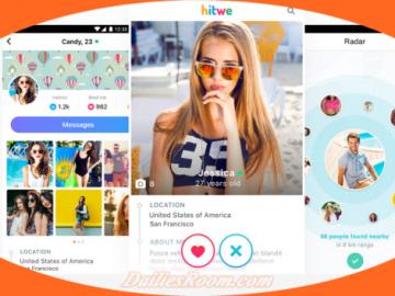Download Hitwe New Mobile App version