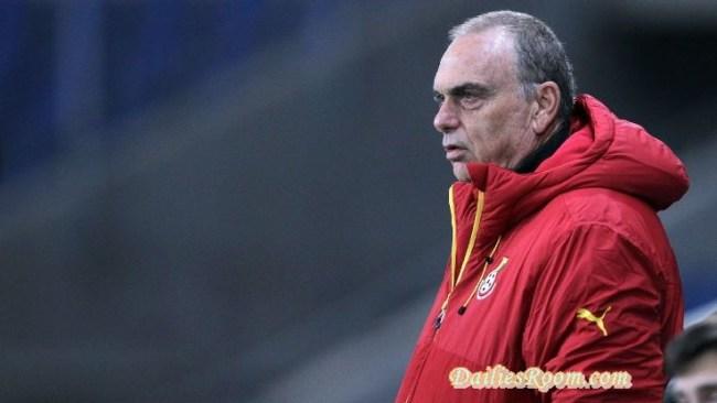 Ghana Football Association: Ghana Head Coach Avram Grant resigns