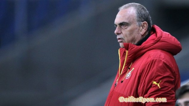 Ghana Football Association: Ghana Head Coach Avram Grant resigns