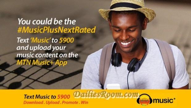 Mtn Music plus free Sign Up | Mtn Online Music Plus free Registration | Mtn Music Plus App Download | www.musicplus.mtnonline.com