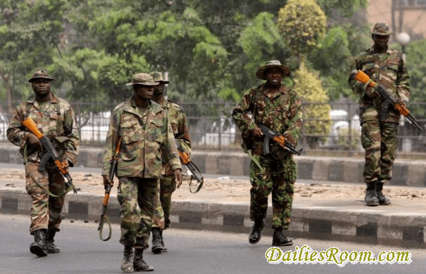 Porthacourt, Cross river State - See Soldier Jailed by Nigerian Army for assaulting a civilian