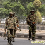 Porthacourt, Cross river State – See Soldier Jailed by Nigerian Army for assaulting a civilian
